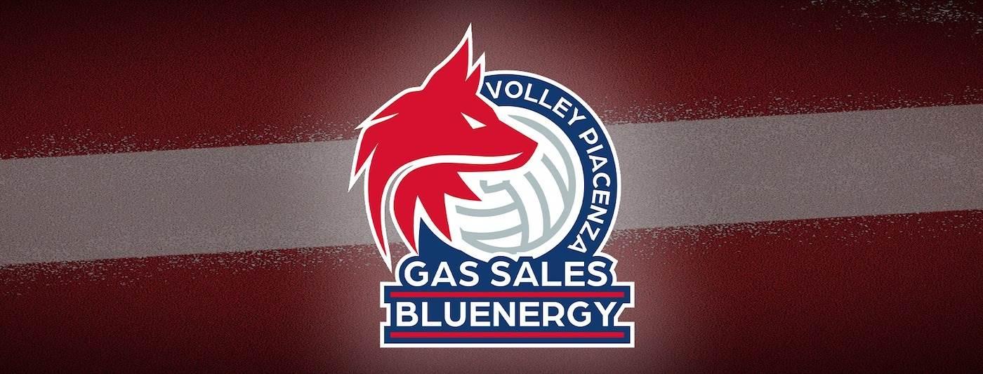 Gas Sales Bluenergy Volley Piacenza, comunicato della società image