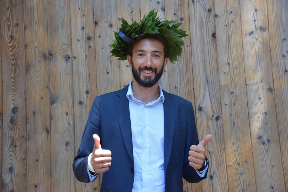 Laurea magistrale per Fabio Fanuli! image