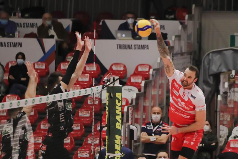 Una cinica Gas Sales Bluenergy Volley Piacenza vince gara 1 contro Padova image