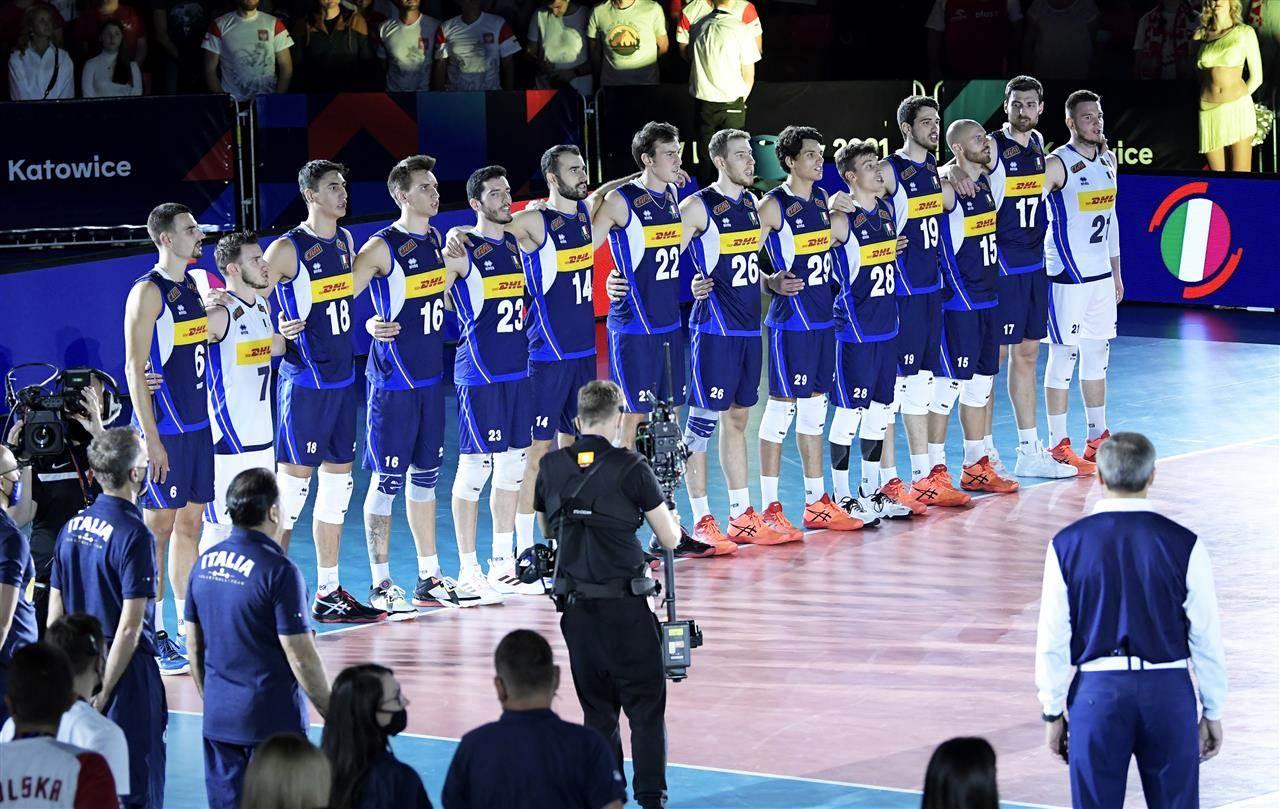 L'Italia di Francesco Recine conquista il pass per la finale europea! image