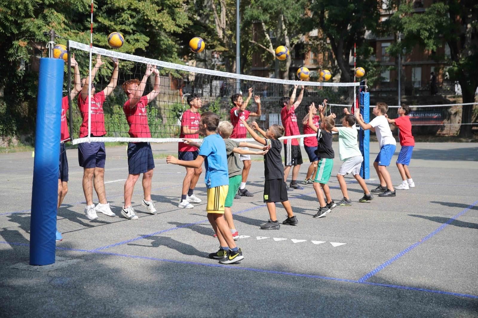 YOUNG ENERGY VOLLEY MANDA A SEGNO IL PRIMO EVENTO image