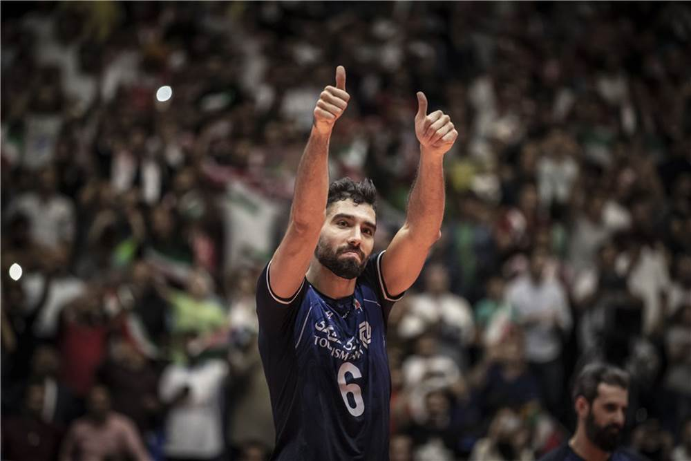Ufficiale: Seyed Mousavi nuovo arrivo in casa Gas Sales Bluenergy Volley Piacenza  image