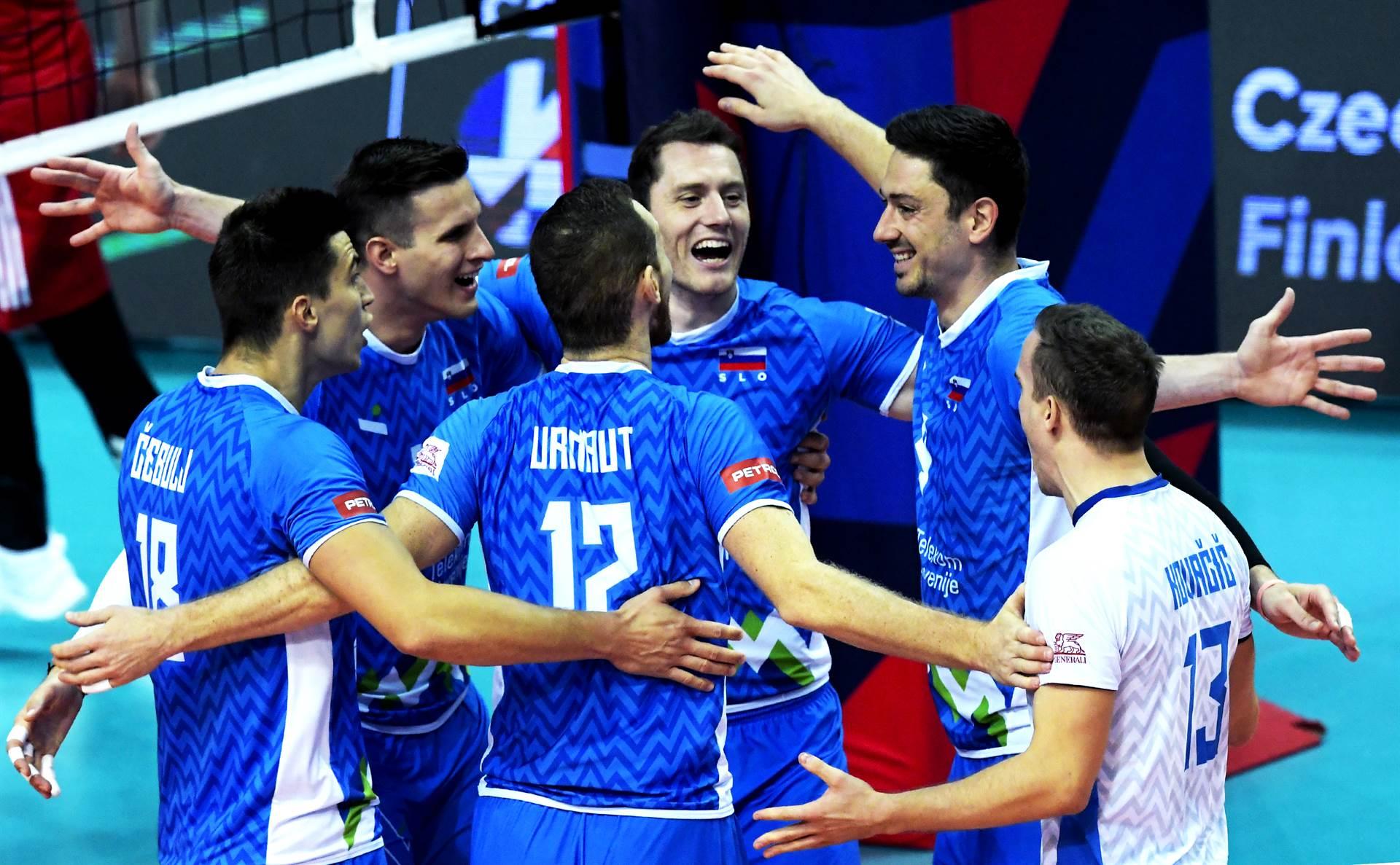 La Slovenia di Stern vola in finale europea! image