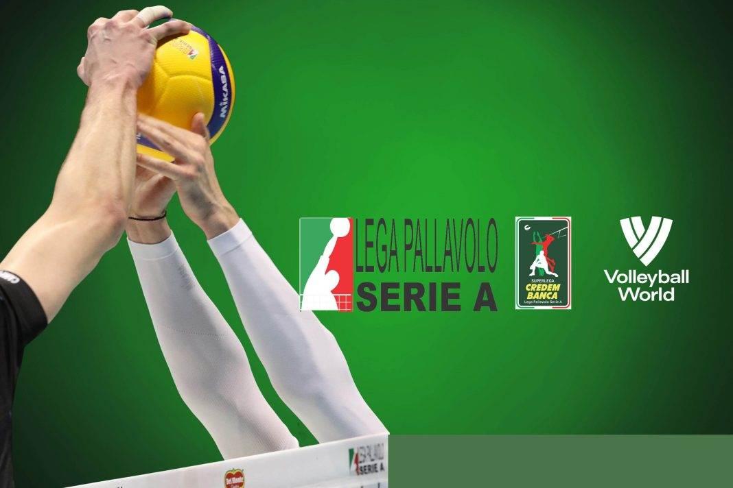 Diritti TV: Volleyball World lancia la partnership con Lega Pallavolo Serie A image