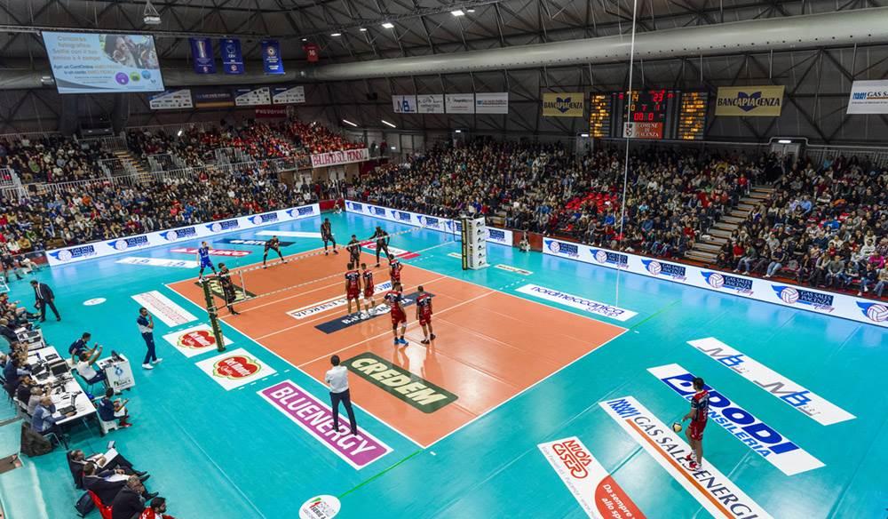 Nuovo title sponsor per la nuova stagione: sarà Gas Sales Bluenergy Volley Piacenza image