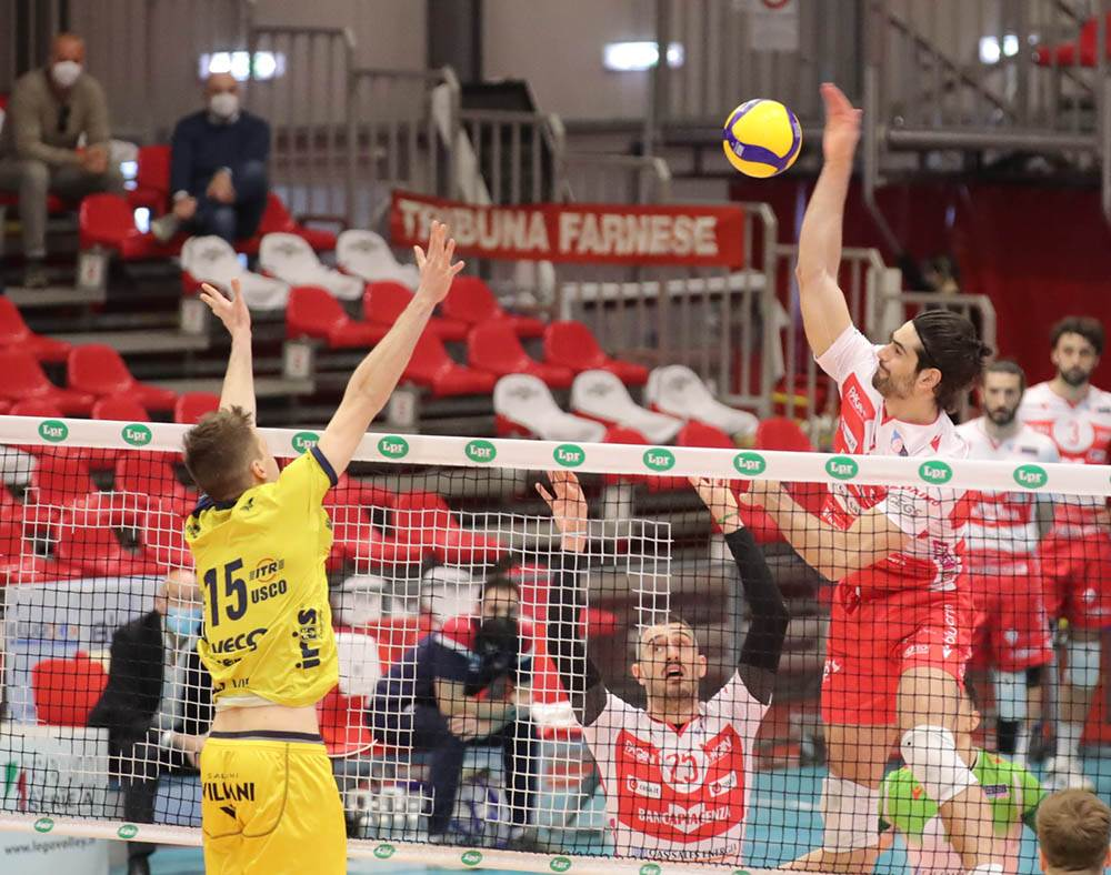 Gas Sales Bluenergy Volley Piacenza sfuma il sogno finale nei Play Off 5° Posto image