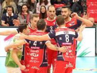 Gas Sales Piacenza - Vero Volley Monza 5