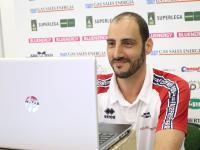 Conferenza stampa Alessandro Fei 1