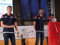 Presentazione Gas Sales Bluenergy Volley Piacenza 7