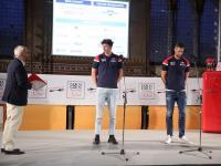 Presentazione Gas Sales Bluenergy Volley Piacenza 8