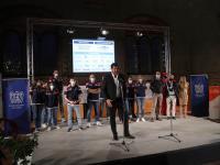 Presentazione Gas Sales Bluenergy Volley Piacenza 9