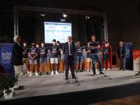 Presentazione Gas Sales Bluenergy Volley Piacenza 22
