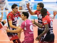 Top Volley Cisterna-Gas Sales Bluenergy Volley Piacenza 1
