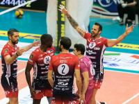 Top Volley Cisterna-Gas Sales Bluenergy Volley Piacenza 3