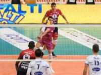 Top Volley Cisterna-Gas Sales Bluenergy Volley Piacenza 4