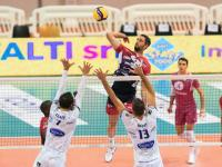 Top Volley Cisterna-Gas Sales Bluenergy Volley Piacenza 5