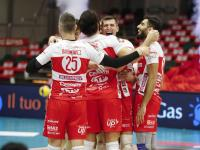 Gas Sales Bluenergy Piacenza-Top Volley Cisterna 1