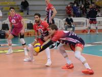 Top Volley Cisterna-Gas Sales Bluenergy Piacenza 3
