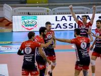 Top Volley Cisterna-Gas Sales Bluenergy Piacenza 16