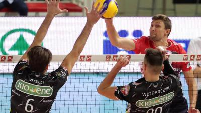image for Gas Sales Bluenergy Volley Piacenza a Ravenna per gara 3 della Del Monte Coppa Italia