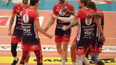 image for Tre top match per la Gas Sales Bluenergy Volley Piacenza