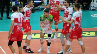 image for Gas Sales Bluenergy Volley Piacenza corsara a Verona! Altra vittoria per i biancorossi